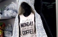 Gals in Ireland are going absolutely mad for this hooded blanket from Penneys