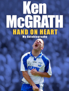 Hand On Heart - Waterford hurling great McGrath to release book