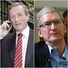 Taoiseach spoke to Apple CEO before bombshell tax announcement