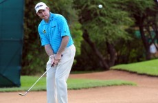 Westwood well ahead of McDowell, Karlsson in South Africa
