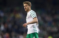 Irish midfielder drops down to Championship to join Leeds on two-year deal