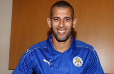 Leicester smash club record to sign Algerian striker from Sporting Lisbon for €34 million