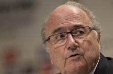 Sepp Blatter hits back at his English critics