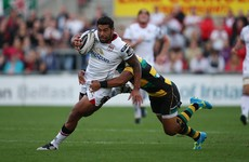 All Black Piutau among three debutants in Ulster side