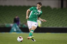 Arter hoping he's 'made a statement' ahead of Ireland's opening World Cup qualifier