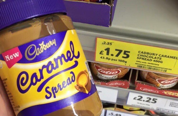 People are losing it over these delicious looking Caramel