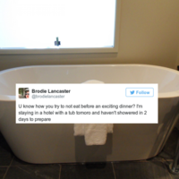 15 oh so relatable tweets about staying in hotels