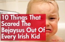 10 Things That Scared The Bejaysus Out Of Every Irish Kid