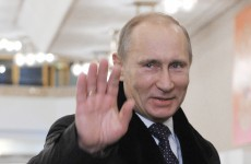 Exit poll shows support for Putin's party down in Russia