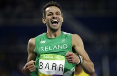Thomas Barr concludes his season with fine performance in the Diamond League
