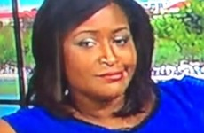 These news anchors' shady reactions to a study on the 'most desirable face' are going viral
