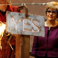 Nicola Sturgeon launches new drive for Scottish independence