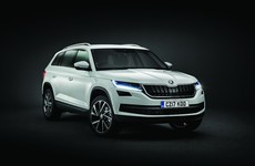 Skoda launches its first seven-seat SUV: the Kodiaq