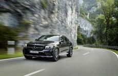 Mercedes-AMG previews its GLC 43 4Matic Coupé