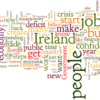 Here's what Taoiseach Enda Kenny told the nation... in a word cloud