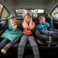 Car tip: Keep kids safe for the school run by using the right seat