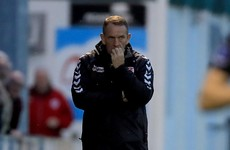 Derry left frustrated by resolute Galway as they lose ground on Dundalk