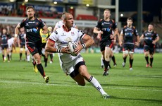Pienaar shows his class as Ulster flex their early season muscles to ease past Dragons