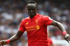 Liverpool star Mane feels no price-tag pressure
