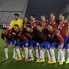 What sort of state are Serbia in heading into the World Cup qualifier with Ireland?