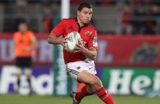 Doug Howlett to miss Munster's Heineken Cup games with Scarlets