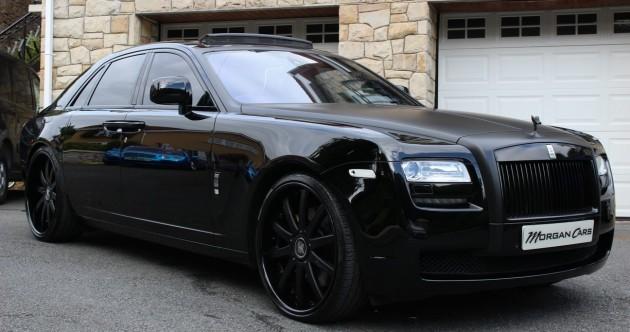 Dream car of the week: Rolls-Royce Ghost
