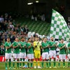 What starting XI should Ireland put out against Serbia?