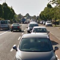 Elderly woman dies after being struck by car in Dublin