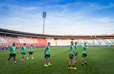 Prepare for 'twists and turns' as Ireland set off on the road to Russia