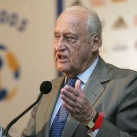 Havelange resigns from IOC ahead of ethics hearing - reports