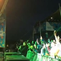 Snap performed Rhythm is a Dancer at Electric Picnic, and everyone lost it