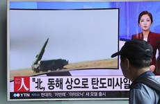 North Korea launches three ballistic missiles as world leaders meet at G20