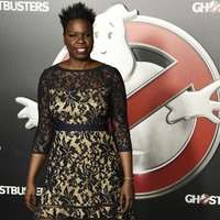 Ghostbuster star Leslie Jones is back on Twitter after that sick website hack... It's The Dredge