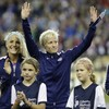 One of America's biggest female stars has joined Colin Kaepernick's anthem protest