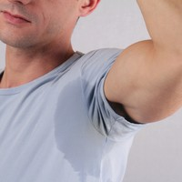 A new material could be a huge breakthrough for people who sweat a lot