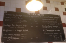 This Camden Street chipper has just launched a menu especially for vegans