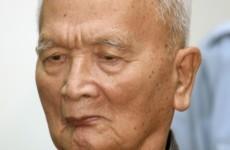 Pol Pot's deputy tells court: Khmer Rouge 'were not bad people'