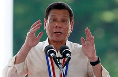 President of Philippines calls Obama a 'son of a whore'