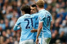 Scholes names Man City trio as Premier League's best