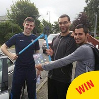 These lads' epic escape from a locked car park in Maynooth is going viral on Facebook