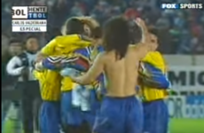 It's 23 years since Colombia's 'golden generation' hammered Argentina