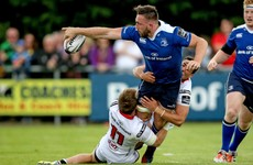 Leinster's Conan out for two months as captain Nacewa nears return