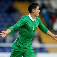 O'Dowda and Maguire on target but Serbia too good for Ireland U21s