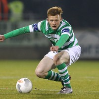 Shamrock Rovers prevail in Galway despite late scare
