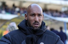 Nicolas Anelka in 'Django Unchained' dig at Lillian Thuram