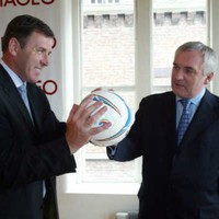 Bertie Ahern-brokered peace deal ends long-running handball dispute