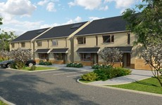 Three-beds for under €300k at this new development in west Dublin