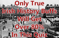 Only True Irish History Buffs Will Get Over 80% In This Quiz