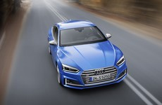The next-generation Audi A5 and S5 Sportback have been revealed