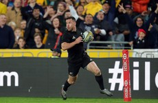 Lienert-Brown drops out as All Blacks make one change for visit of Argentina